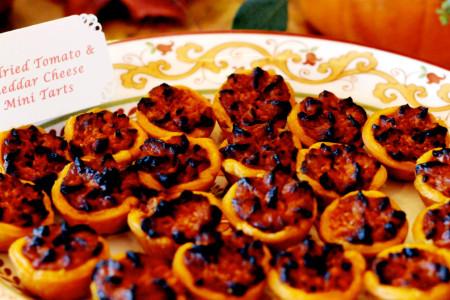 cheddar-tarts